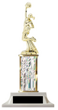 Cheer Trophies with Single Columns Choose Your Color Great Deal