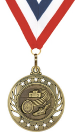 Track Medal B/G Galaxy Edition