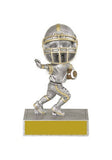 Football Trophy Bobble Head Free Engraving