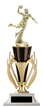 Boys Basketball Cup Trophy Victory Series