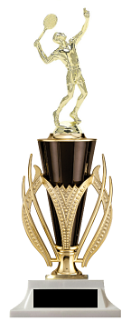 Male Tennis Cup Trophy Victory Edition