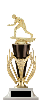 Wrestling Cup Trophy Victory Edition