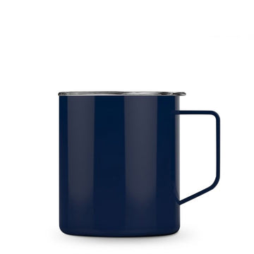 Maars Stainless Steel Townie Mug Navy