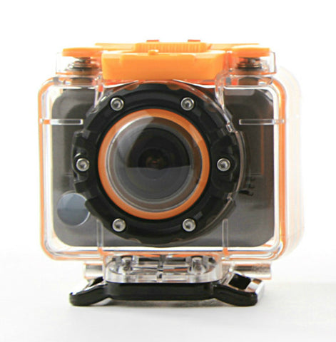 WASPcam 9901 Action Sports Camera (No Wrist Controller)