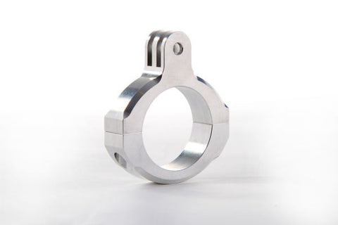 "Aluminum Billet Clamp (1 3/4"") - GoPro Compatible"