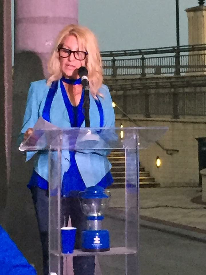 Autism Speaks mourns the loss of Co- founder Suzanne Wright