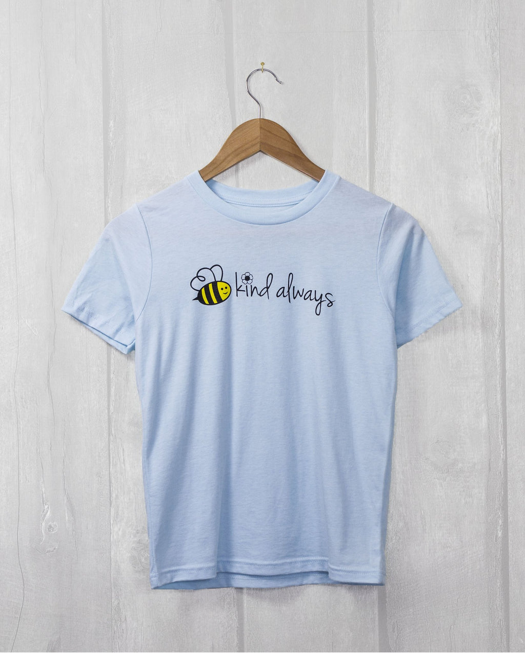 Bee Kind Always - Jr. Adult tee