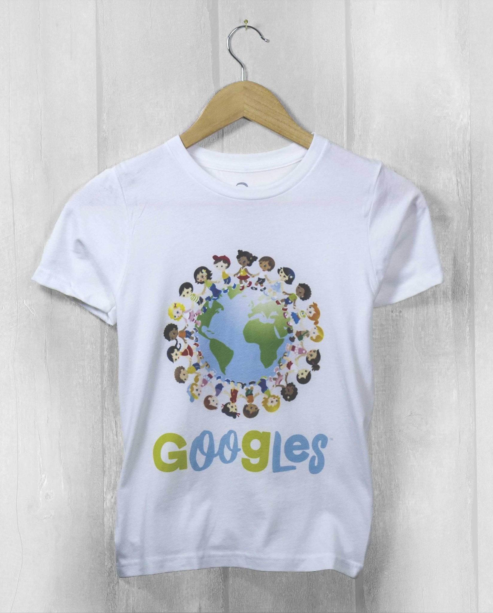 Be a Googles Earth Kid
