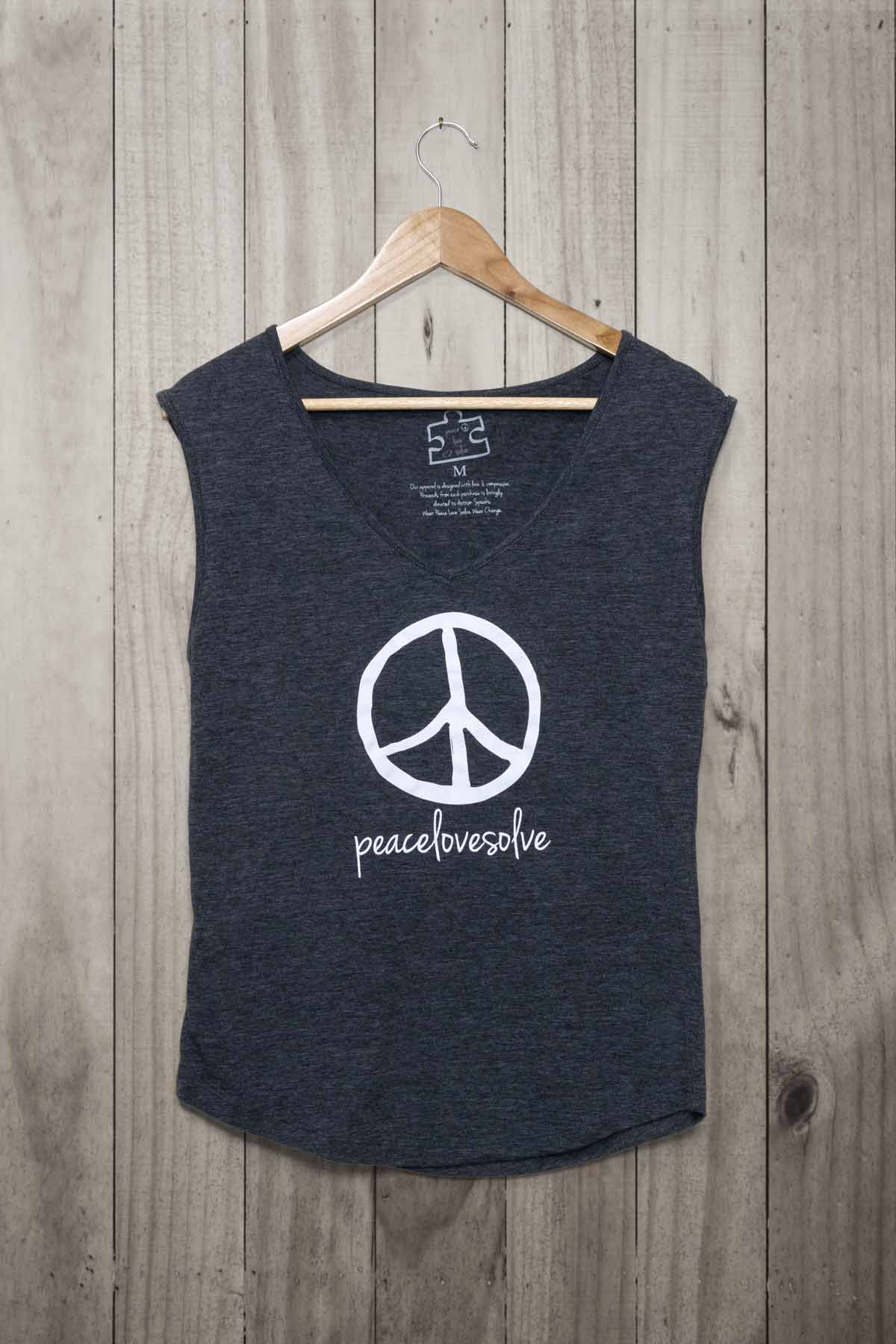 Peace Sleeveless