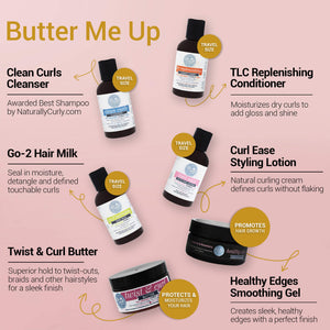 Butter Me Up Trio Infographic