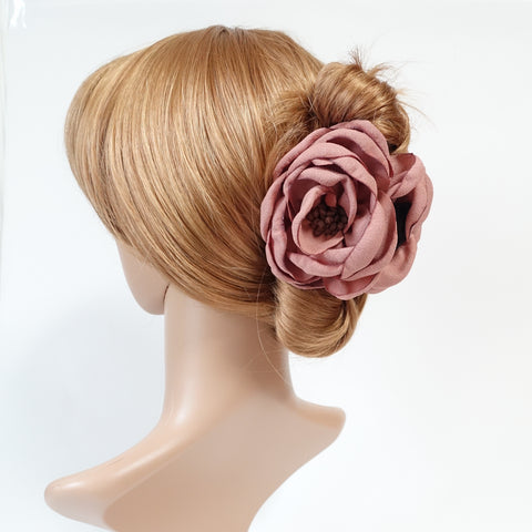 updo hair claw