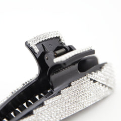 veryshine.com claw/banana/barrette Diamante Triangle Rhinestone Decorative Gift Hair Jaw Claw Rhinestone Series-7