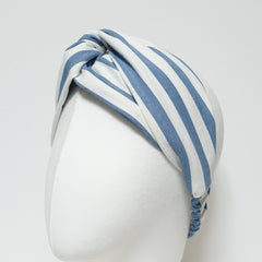 VeryShine cotton stripe headband turban cross casual hairband woman hair accessory