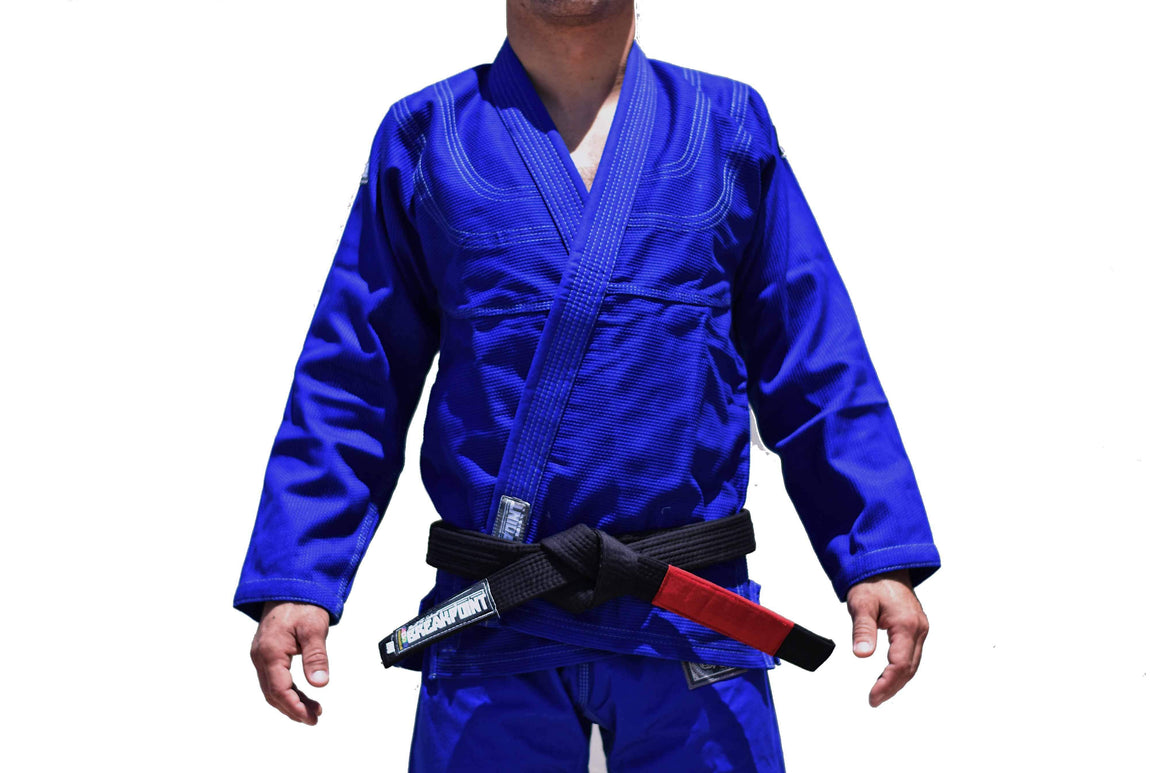Break Point Jiu Jitsu Classic Gi - Blue