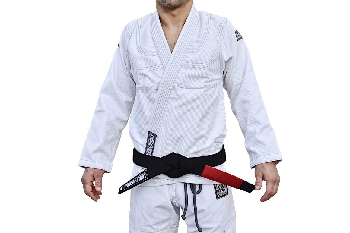 Break Point Jiu Jitsu Classic Gi - White