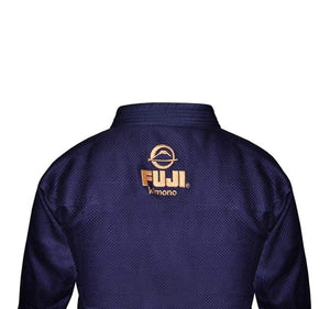 Fuji All Around BJJ Gi - Navy - Back