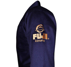 Fuji All Around BJJ Gi - Navy - Shoulder