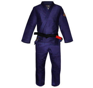 Fuji All Around BJJ Gi - Navy - Front