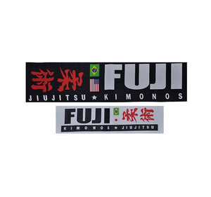 Fuji All Around BJJ Gi Additional Patches
