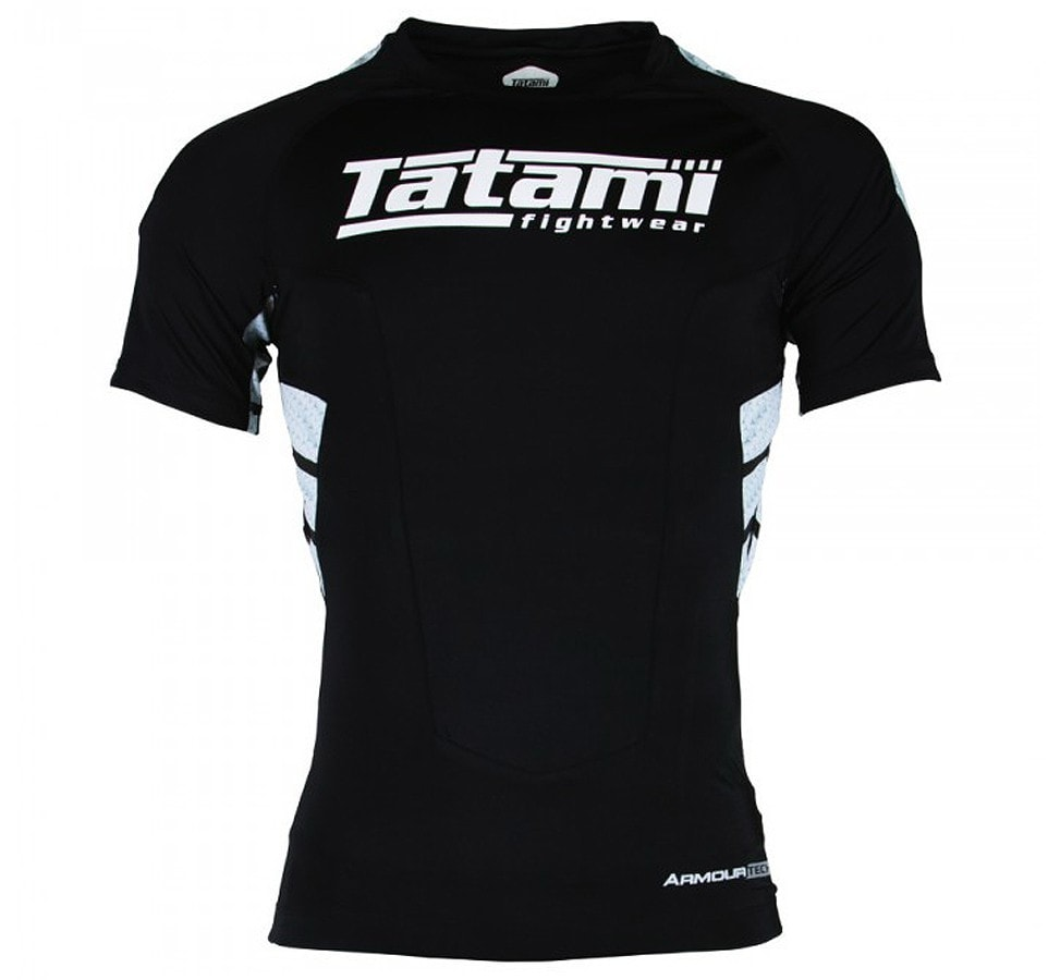 Tatami Armourtech Short Sleeve Rash Guard - Front