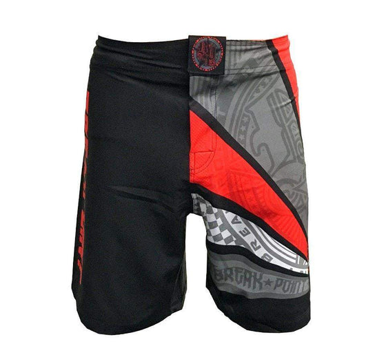 Break Point Blast Kids Shorts Front