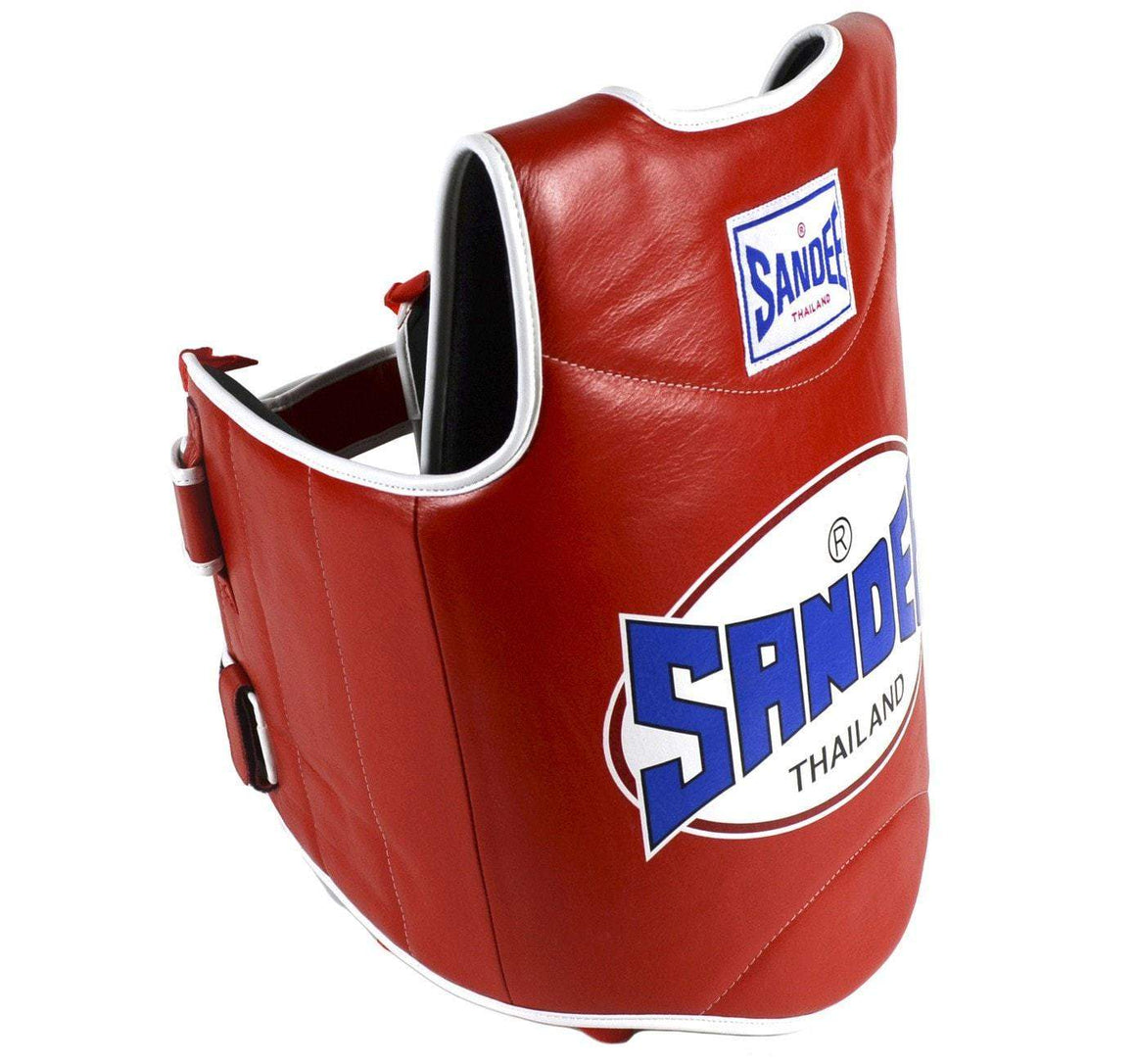 Sandee Body Shield - Red/White