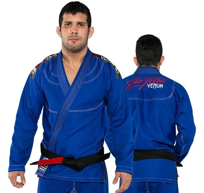 Venum Challenger 2.0 BJJ Gi Color Royal Blue