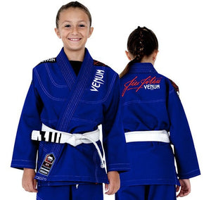 Venum Challenger 2.0 Kids BJJ Gi Color Royal Blue