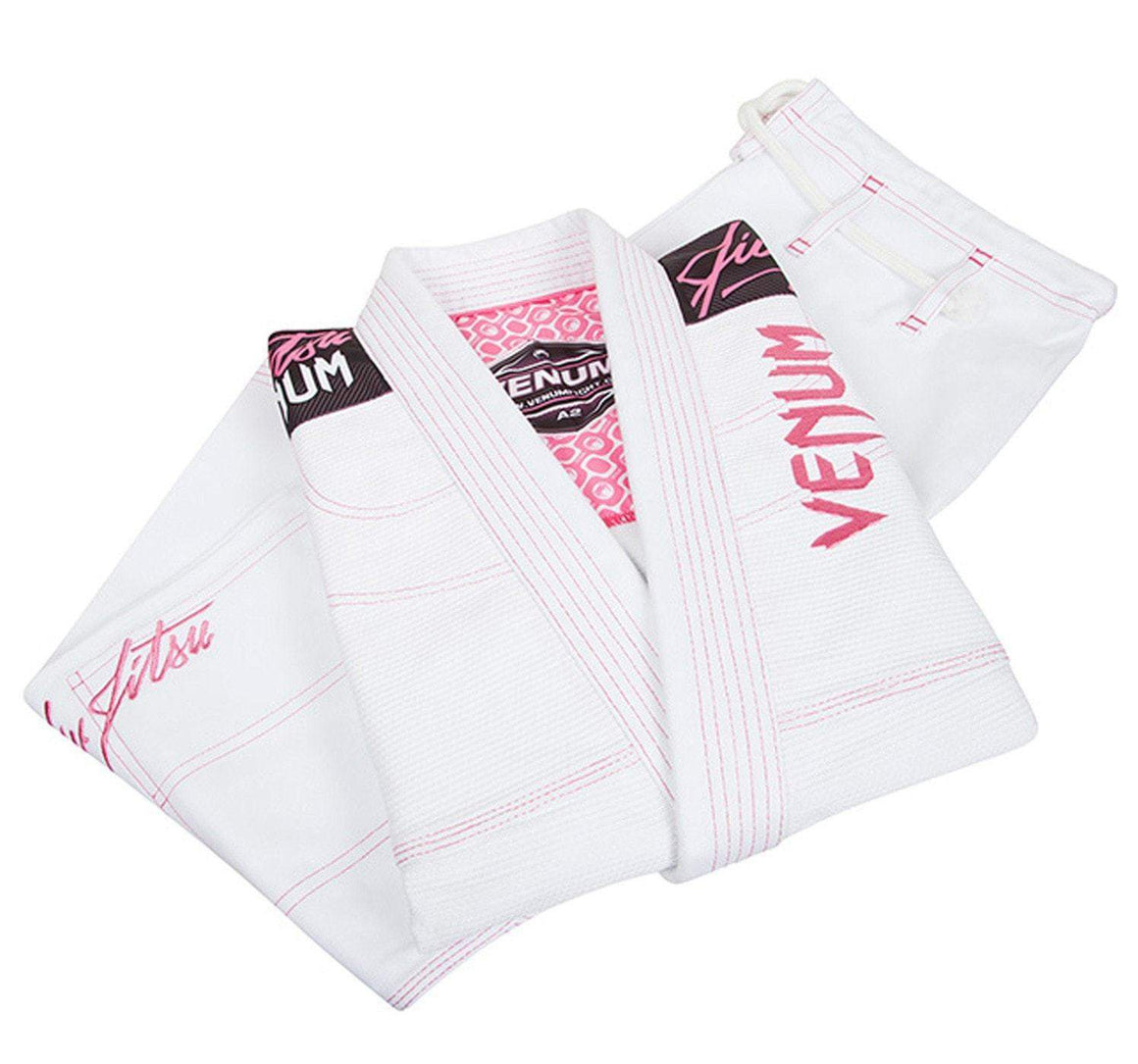 Venum Challenger 2.0 Women's BJJ Gi - White - Jacket and Pants