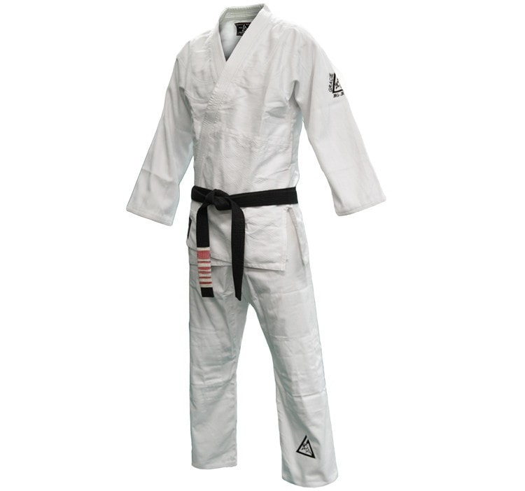 Gracie Classic BJJ Gi Front View