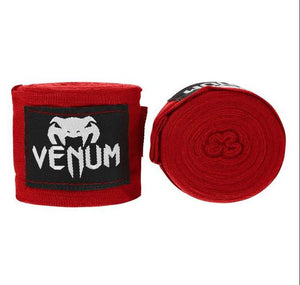 Venum Kontact Boxing Handwraps - Red