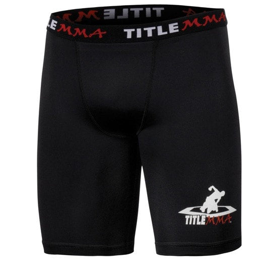 Title MMA Performance Shorts with Pro Flex Cup