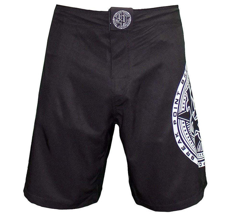 Break Point Competition Reborn Kids Shorts Front View