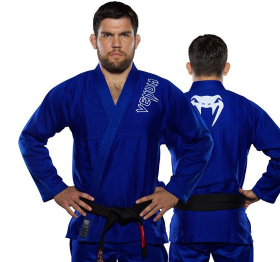 Venum Contender BJJ Gi Color Royal Blue