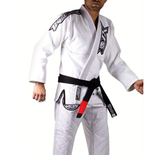 Contract Killer Discipline Gi White Right Side