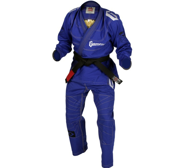 Gameness Limited Edition Caio Terra Elite Gi Front