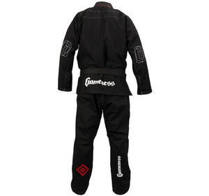 Gameness Elite 2015 Gi Color Black Rear View