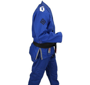 Gameness Elite 2015 Gi Color Blue Right Side View