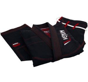 Venum Elite Light BJJ Gi - Black - Jacket and Pants