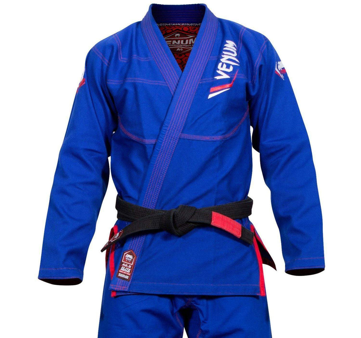 Venum Elite Light BJJ Gi - Blue