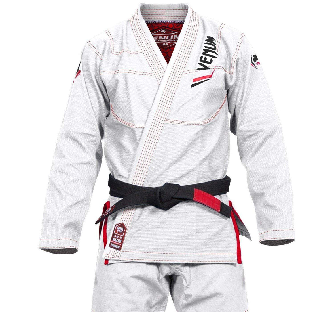 Venum Elite Light BJJ Gi - White