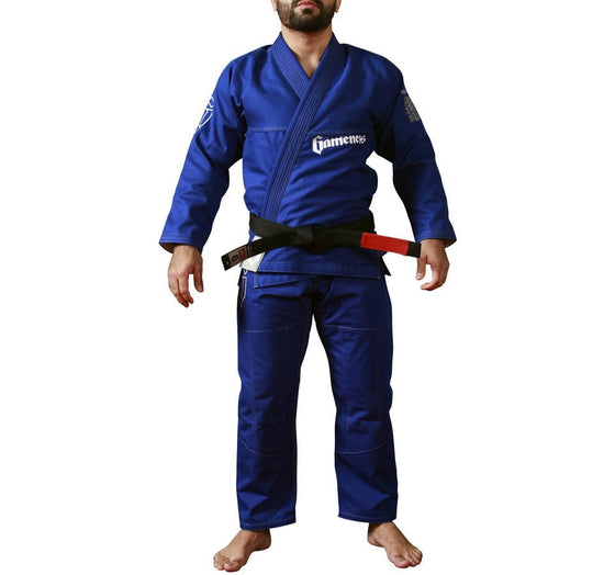 Gameness Feather Gi - Blue