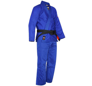 Fuji Lightweight BJJ Gi - Blue - Right