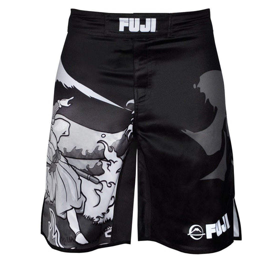 Fuji Sakana Fight Shorts Front