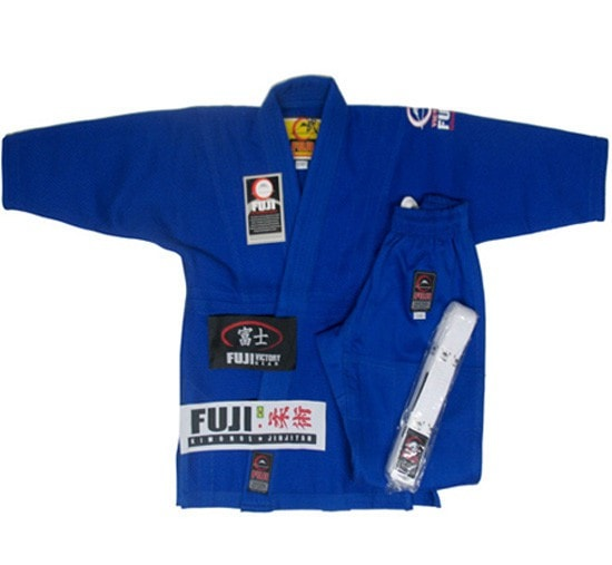 Fuji All Around BJJ Kids Gi Blue