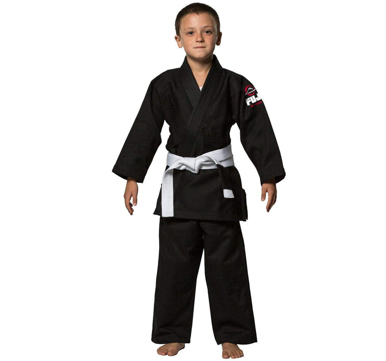 Fuji All Around Kids BJJ Gi - Black