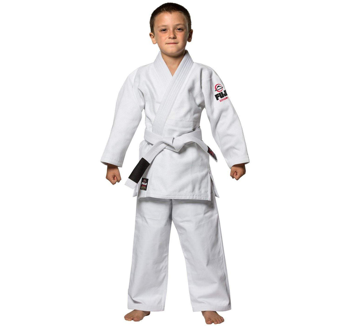 Fuji All Around Kids BJJ Gi - White