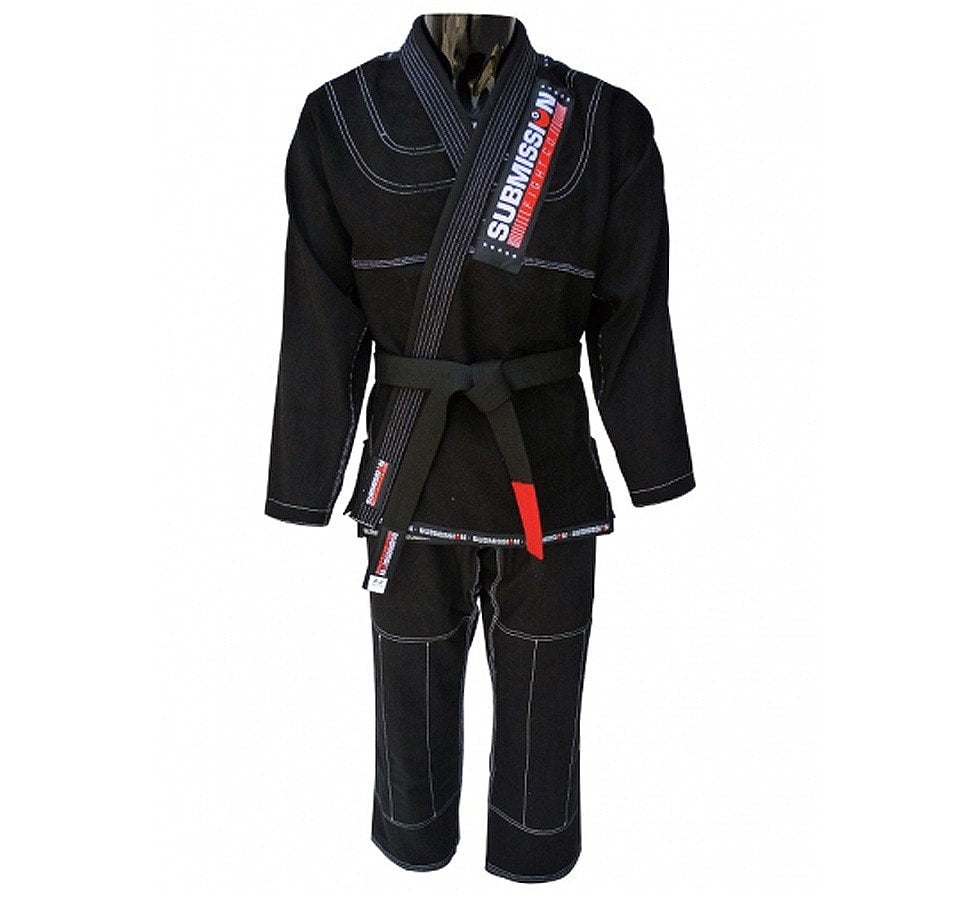 Submission Light Gi Color Black Front View