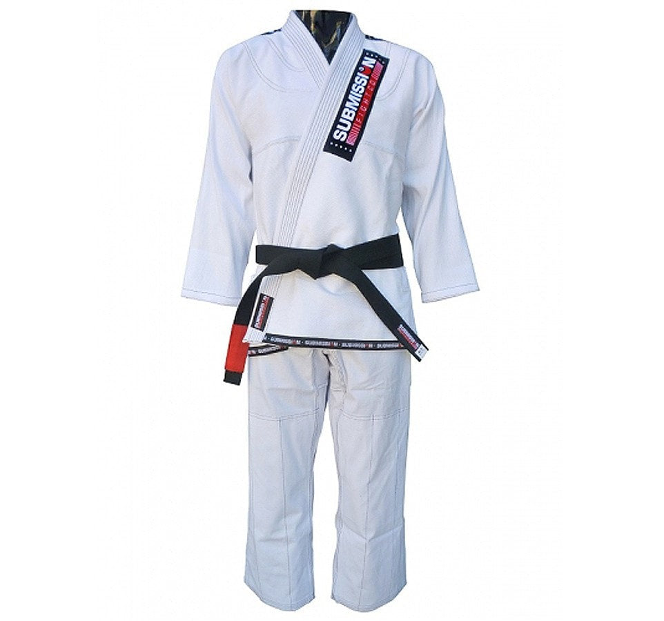 Submission Light Gi Color White Front View
