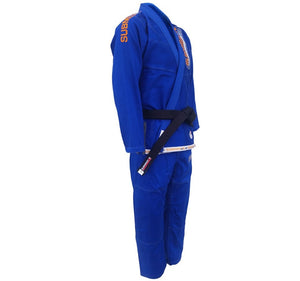 "Submission ""Mania"" Gi Color Blue Right Side View"
